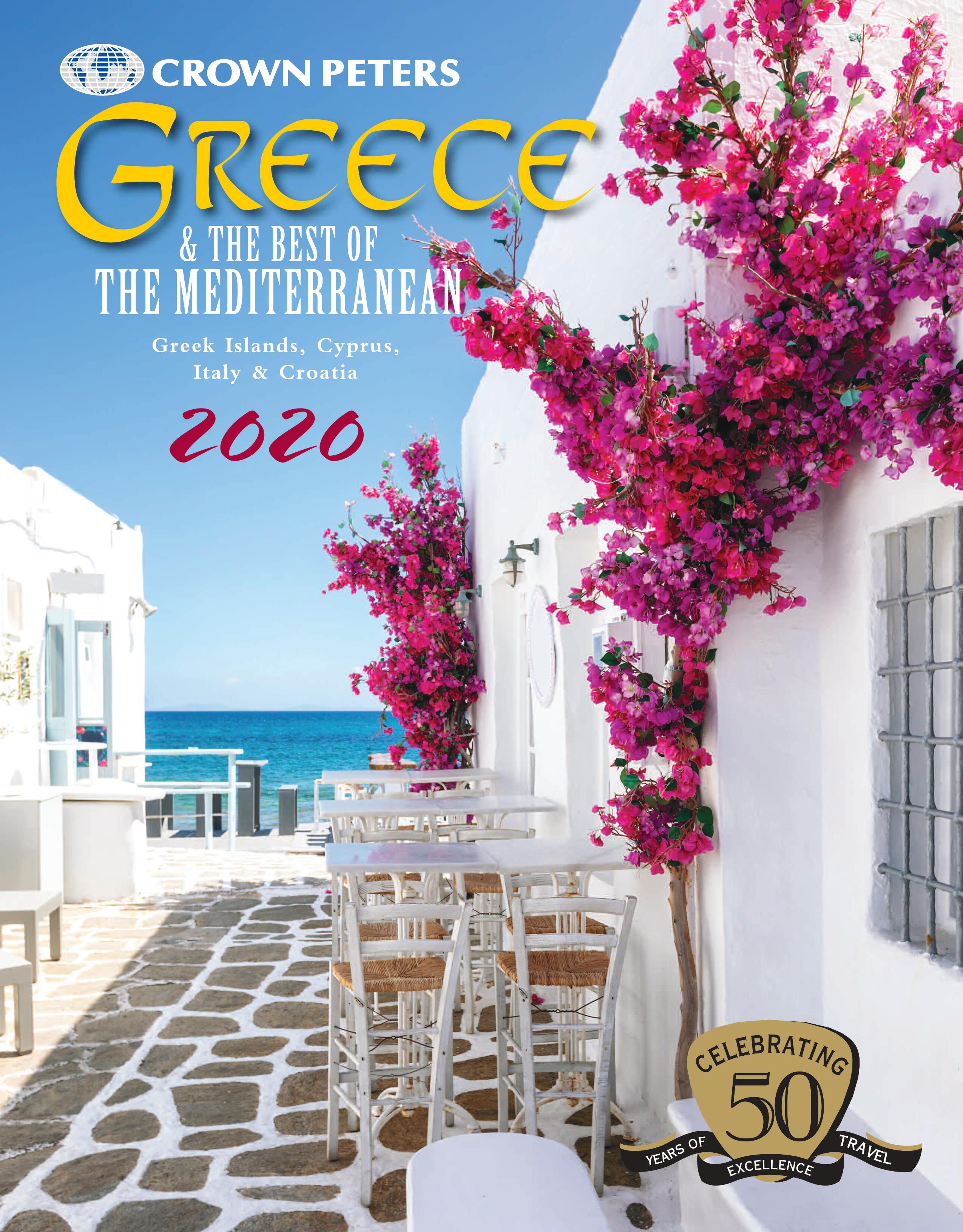 Greece & the Best of the Mediterranean Travel 2020